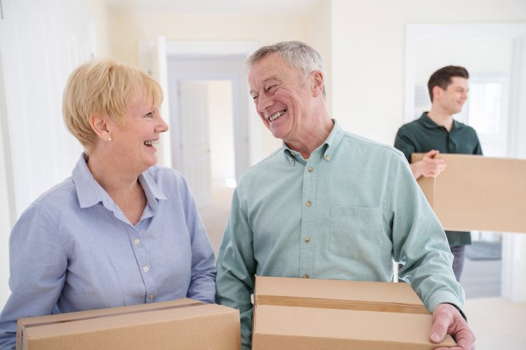 downsizing for seniors